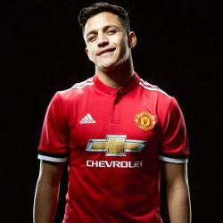 Alexis: Marzyłem, aby grać dla United