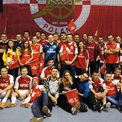Dołącz do polskiego fanklubu Arsenalu!