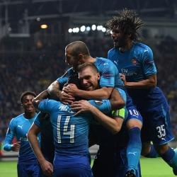 Dwie różne połowy. BATE 2-4 Arsenal