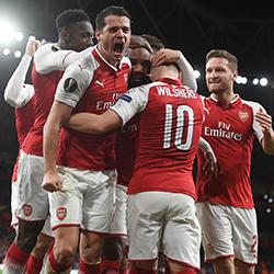 Arsenal zmierzy się z Sevillą w ramach turnieju przedsezonowego