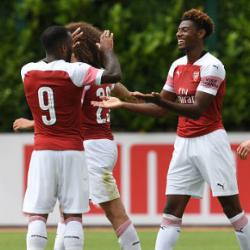Pierwszy poważny sprawdzian: Arsenal - Atletico