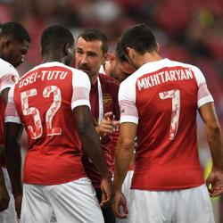 Odgryźć się za porażkę: Arsenal - PSG