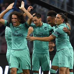 Arsenal zmierzy się z FC Barceloną w sierpniu