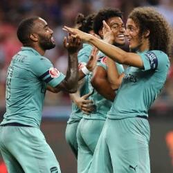 Arsenal w liczbach przed derbami