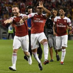 Ostatni przedsezonowy sprawdzian: Arsenal - Lazio
