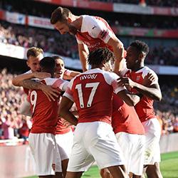 Lepszy wynik niż gra, Arsenal 2-0 Watford