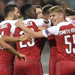 Wygrana zgodnie z planem. Qarabag 0-3 Arsenal