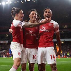 Grający z Wilkami. Arsenal - Wolves