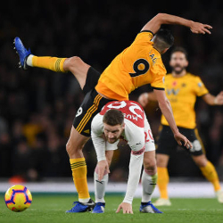 Wilki się bronią, Kanonierzy zawodzą. Arsenal 1:1 Wolves.