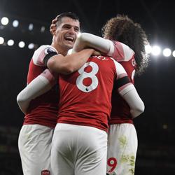 Pierwsze zwycięstwo w nowym roku. Arsenal 4-1 Fulham