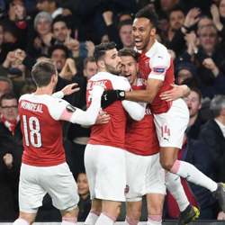 Galeria: Arsenal vs Napoli