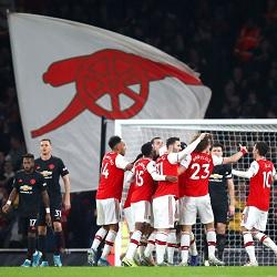 Maszyna ruszyła: Arsenal 2-0 Manchester United