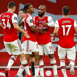 Wideo: Arsenal 2-0 Manchester City