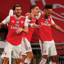 Uczeń pokonał mistrza, Auba bohaterem! Arsenal zagra w finale FA Cup!