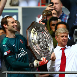 Arsenal pokonuje Chelsea w rzutach karnych!