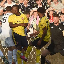 Arsenal wygrywa we Francji po konkursie jedenastek