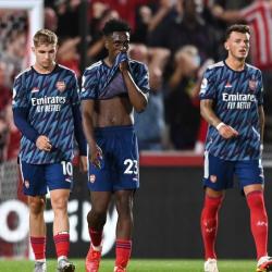 Nowy sezon, stare problemy: Brentford 2-0 Arsenal