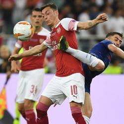 Porażka w finale Ligi Europy, Arsenal 1-4 Chelsea