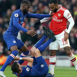 Bitwa o Londyn: Chelsea vs Arsenal