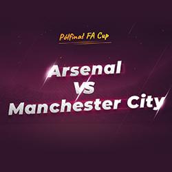 Ostatnia szansa na trofeum - Arsenal vs Manchester City!