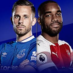 Początek maratonu spotkań: Everton vs Arsenal