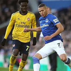 Wracamy do gry: Arsenal vs Everton