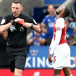 Kolejna wyjazdowa porażka: Leicester 3-0 Arsenal