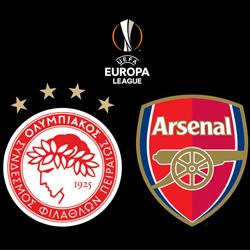 Rewanż za zeszłoroczny blamaż - Olympiakos v Arsenal