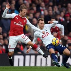 Dobić zranione Koguty. Arsenal - Tottenham