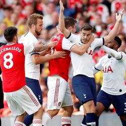Wykurzyć Spurs z północnego Londynu: Tottenham vs Arsenal