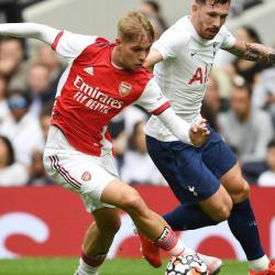 Porażka w derbach z Kogutami: Tottenham 1-0 Arsenal