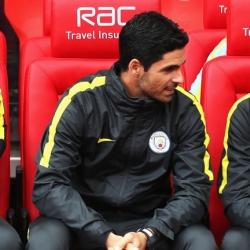 Guardiola: Nie będę zatrzymywać Artety