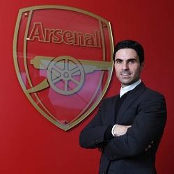 Pierwszy wywiad z Artetą po ogłoszeniu go trenerem Arsenalu