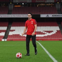 Arteta: Wiedziałem, że wrócę do Arsenalu