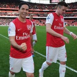 Mikel Arteta: Moje ulubione derby północnego Londynu