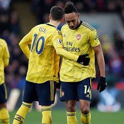 Ostre starcie na Selhurst Park: Crystal Palace 1-1 Arsenal
