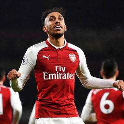 Aubameyang: Arsenal może być dumny, że ma takich piłkarzy jak Niles