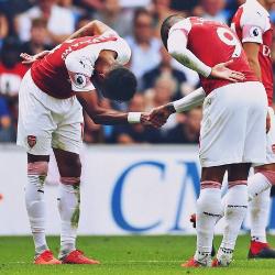Jedną nogą w finale LE: Arsenal 3-1 Valencia