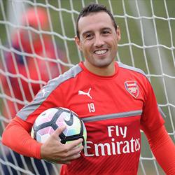 Oficjalnie: Santi Cazorla odchodzi z Arsenalu