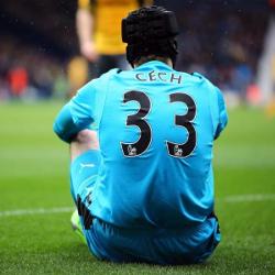 Cech na wylocie z Arsenalu?