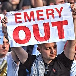 Taktyka Emery'ego zawodzi, Leicester 2-0 Arsenal