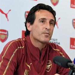 Emery o spotkaniach z Atletico i PSG