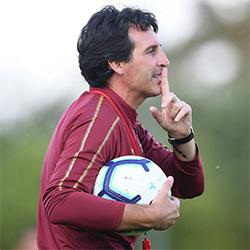 Emery: Villarreal w niczym nie ustępuje Arsenalowi i PSG