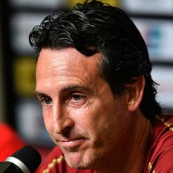 Emery po meczu z Eintrachtem