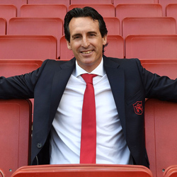 Oficjalnie: Emery nowym trenerem Arsenalu!