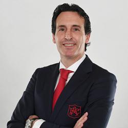 Galeria: Unai Emery na Emirates Stadium