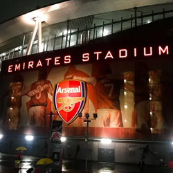 13 lat Emirates Stadium