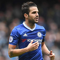 Oficjalnie: Fabregas opuszcza Premier League