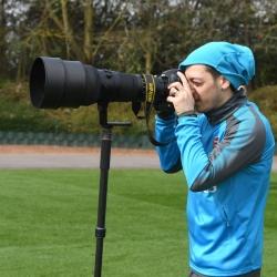 Galeria: Trening przed meczem z Wolverhamptonem