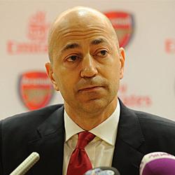 Włoskie media: Gazidis może zastąpić Fassone w Milanie